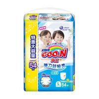 GOO.N 大王 维E系列 短裤式纸尿裤  L54片