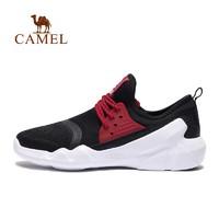 CAMEL骆驼户外运动鞋 春夏新款情侣款男女时尚休闲轻便透气潮流运动跑鞋