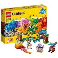 乐高 玩具 经典创意 Classic 5岁-99岁 齿轮创意拼砌盒 10712 积木LEGO *3件