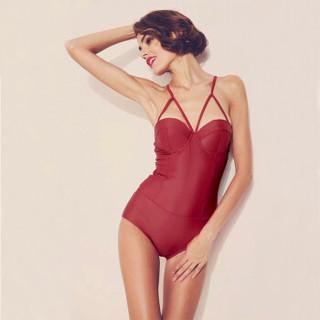 狂暑来袭 :  MEMORYBABY MH025 女子连体泳衣