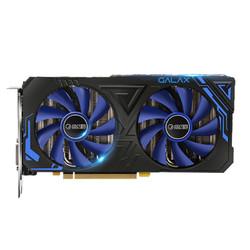 GALAXY 影驰 GeForce GTX1660 骁将 6GB 显卡