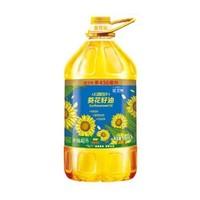 金龙鱼  阳光葵花籽油  5.436L *3件