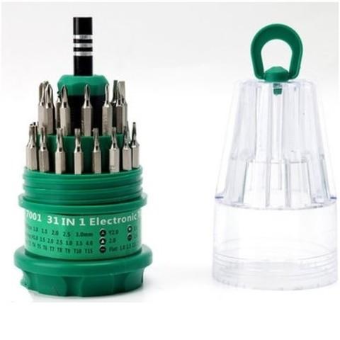 ELECALL 伊莱科  9002 螺丝刀套装 CRV洛钒钢