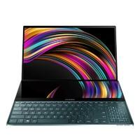 61预告:ASUS 华硕 灵耀X2 Pro 15.6英寸双屏笔记本电脑(i9-9980HK、32GB、1TB SSD、RTX2060、4K)