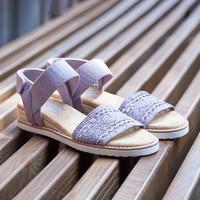 Skechers 斯凯奇 732869 女士一字带凉鞋