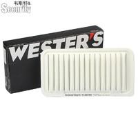 WESTER'S 韦斯特 MA1570 空气滤清器 适配花冠比亚迪F3