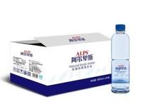 ALPENWATER 阿尔卑斯 ALPS 饮用天然苏打水 400ml*24瓶