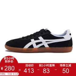 鬼冢虎 运动休闲鞋 男 板鞋 TOKUTEN 1183A510-100 黑色 40.5