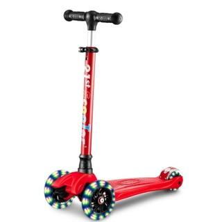 21st Scooter 米多 四轮闪光儿童滑板车