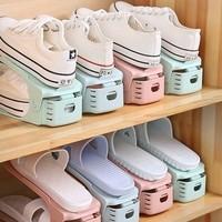 麦天 鞋子收纳架 不可调节 8个