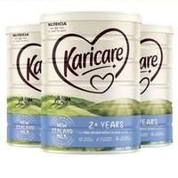 Karicare 可瑞康 婴幼儿配方奶粉 4段 900g * 3罐