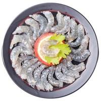 友鱼鲜生 青虾仁 1kg(约100-120只)