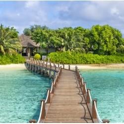 全国多地-马尔代夫喜来登满月岛6天4晚自由行