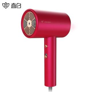 zhibai 直白 HL510 三层水润吹风机 红色