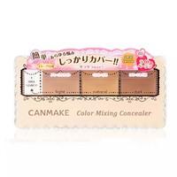 CANMAKE 井田 三色遮瑕 3.9g #01明亮色