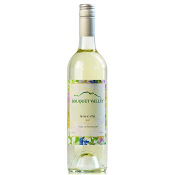 名庄靓年 澳洲原瓶进口 香岱谷莫斯卡托(MOSCATO)甜白葡萄酒 *3件