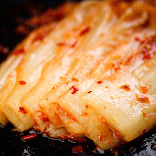 HANSHIFU 韩食府 辣白菜韩国泡菜韩式传统泡菜 400g*3袋