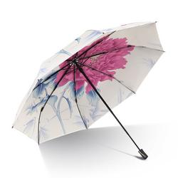 天堂伞  防晒防紫外线折叠晴雨伞