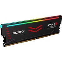 GLOWAY 光威 TYPE-β系列 RGB DDR4 3200频 台式机内存条 8GB