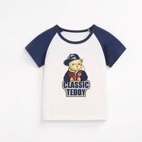 Classic Teddy 精典泰迪 儿童短袖t恤 *2件