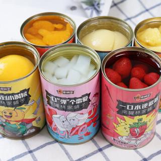 林家铺子 水果罐头 六种口味混合装 (425g*6)