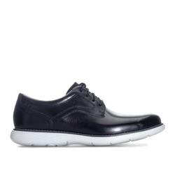 ROCKPORT Mens Garett Plain Toe Shoe男士皮鞋