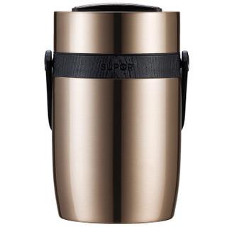 SUPOR 苏泊尔 KF23G1 焖烧杯 香槟金  2.3L +凑单品
