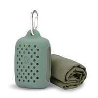 OKO 运动速干毛巾  硅胶装