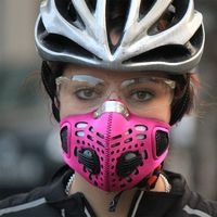 RESPRO 防雾霾运动口罩英国原产跑步骑行防尘面罩PM2.5