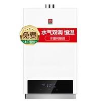 SAKURA 樱花卫厨 JSQ30-A101 16L 燃气热水器 天然气