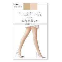 GUNZE 郡是 SABRINA SB430 女士薄款连裤袜