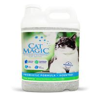 CatMagic 喵洁客 益生菌膨润土猫砂 21磅 *2件
