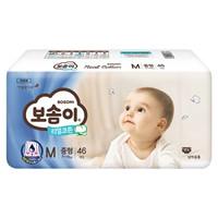 BOSOMI 宝松怡 超薄干爽婴儿纸尿裤 M46片