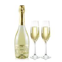 海湾之树 华之夜白葡萄酒 低泡甜型起泡酒 (750m、甜型、瓶装、6度)