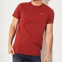 Hollister 261972-3 男士圆领短袖T恤