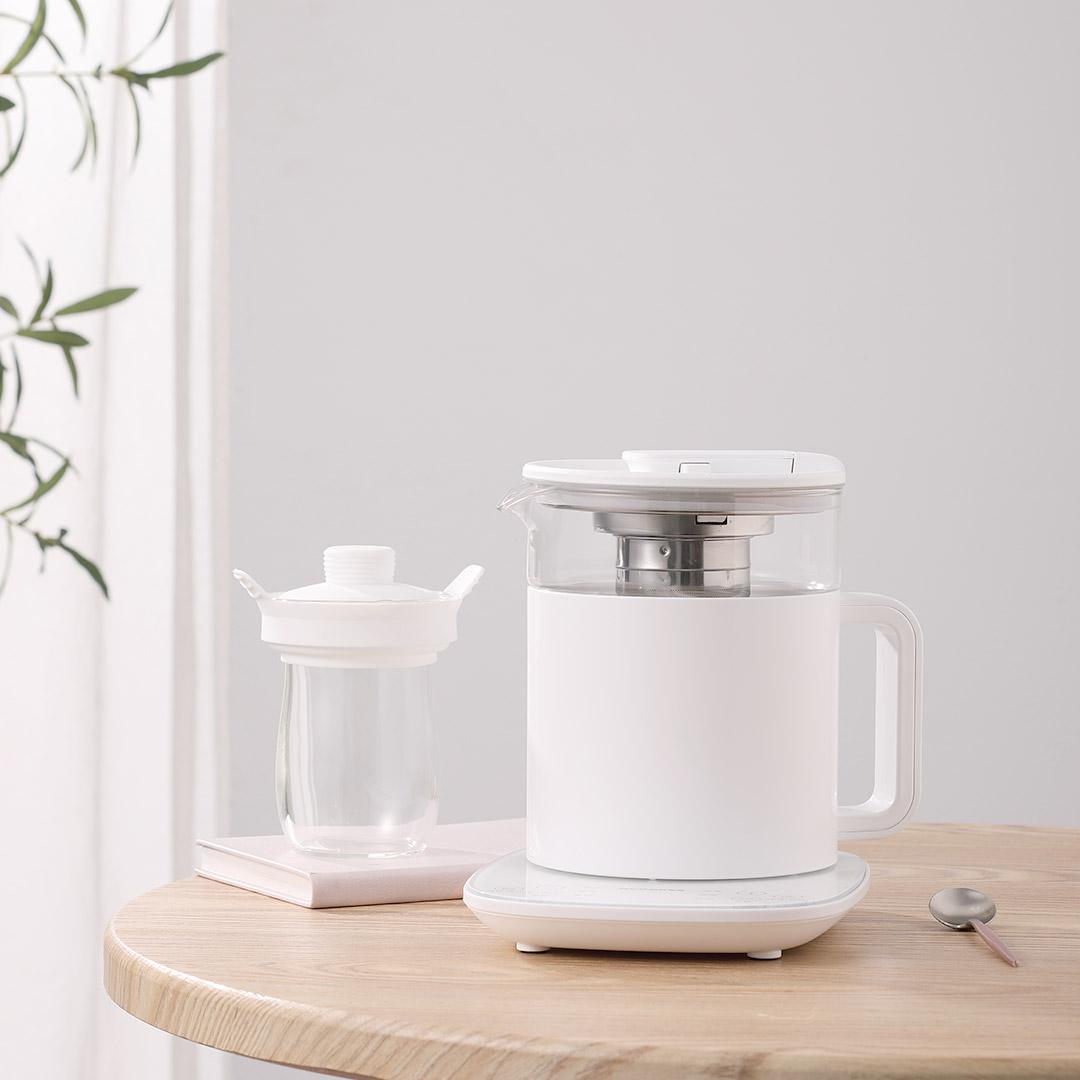 小米有品 CS-YS01 圈厨多功能养生壶 (1.2L)