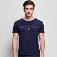 GANT 甘特 234106 男款短袖T恤