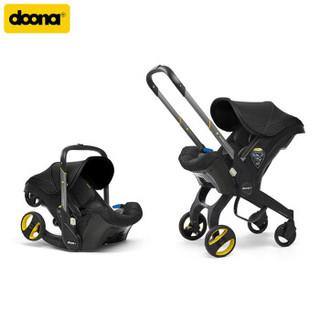 doona 婴儿推车 (流光绿 、可折叠、四轮推车、可登机推车)
