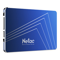 Netac 朗科 超光N550S SATA3.0固态硬盘 512GB
