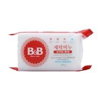 B&B 保宁 婴儿洗衣皂 洋槐花香味 200g *10件