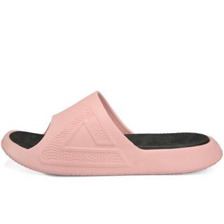 PEAK 匹克 E92038L 运动拖鞋 (粉橙、39 )