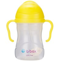 B.box 重力球防漏吸 婴幼儿管杯 240ml