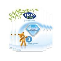 Hero Baby 婴幼儿配方奶粉 3段 800g*6盒