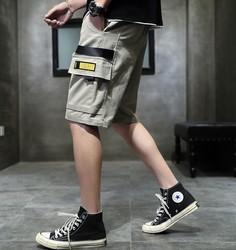ANYTOUR 男士纯棉工装短裤 *2件