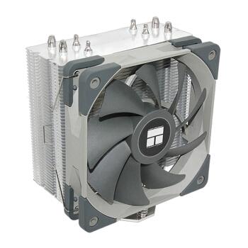 Thermalright AS120 CPU风冷散热器 (银色、塔式、单风扇)