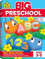 Big Preschool Workbook幼儿园小朋友练习册