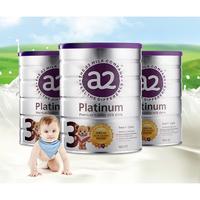 a2 艾尔 白金版 婴儿配方奶粉 3段 900g