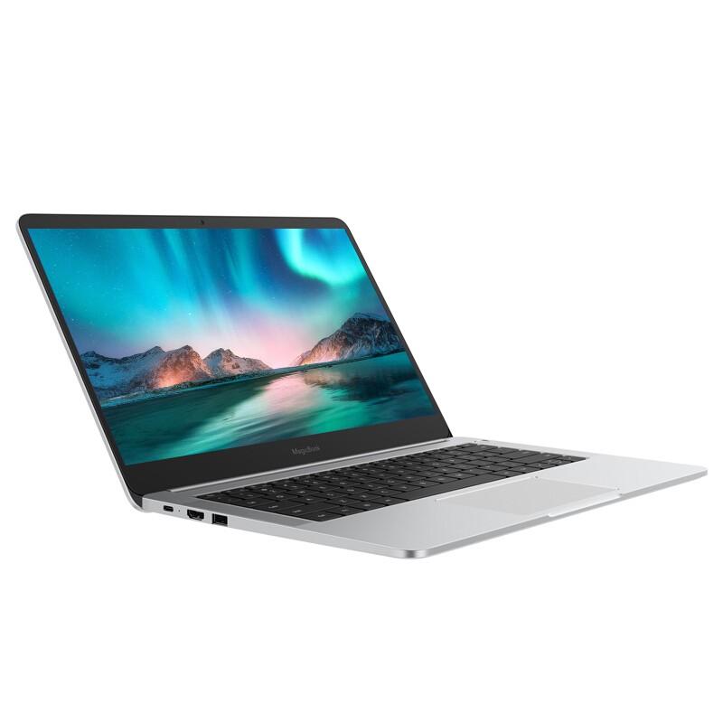 HONOR 荣耀 MagicBook 2019 14英寸笔记本电脑(i3-8145U、8GB、256GB)