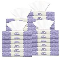 soondoongi 顺顺儿 新生婴儿干湿两用巾 (30抽x24包、湿巾、无香型)