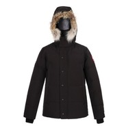 Canada Goose 加拿大鹅 3808M 61 男士黑色涤纶连帽羽绒服